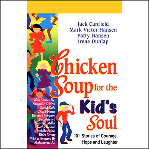 Chicken Soup for the Kid's Soul cover art