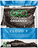 The Good Earth Organics, Cloud 9 Premium Potting Soil, Organic Seed Starter Soil for Hand Fed, Home...