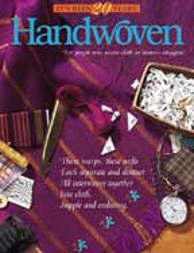 Interweave Handwoven - wrzesień/październik 1999