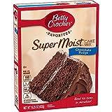 Betty Crocker Super Moist Chocolate Fudge Cake Mix 15.25 oz