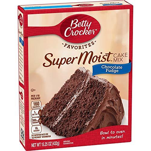 Betty Crocker Super Moist Chocolate