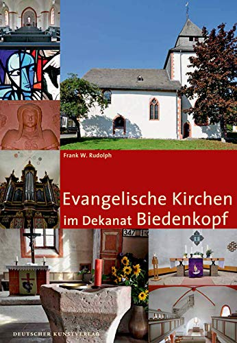 Evangelische Kirchen im Dekanat Biedenkopf (Große DKV-Kunstführer)