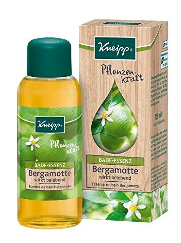 Kneipp Bade-Essenz Pflanzenkraft Bergamotte, 3er Pack(3 x 100 ml)