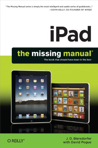 iPad: The Missing Manual: The Missing Manual (English Edition)