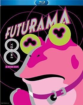 Futurama Vol 8 [Blu-ray]