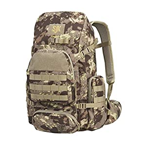 Slumberjack Hone Backpack Hunting Pack with Stowable Multi-Weapon Carry System for Bow or Rifle for Men and Women