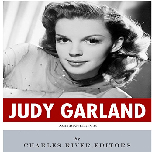 American Legends: The Life of Judy Garland cover art