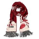 Liraly Cheap Stuff !!! Women Winter Imitation Cashmere Tassels Christmas...