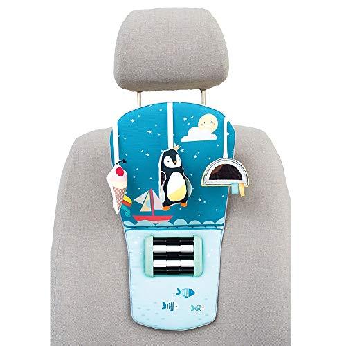 Taf Toys North Pole Feet Jouet de voiture amusant Bleu/menthe/noir/blanc/multicolore