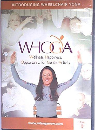 WHOGA - Introducing Wheelchair Yoga, Level 3