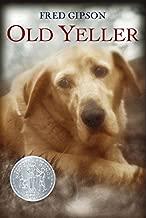 Old Yeller (HarperClassics)