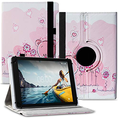 Tablet Hülle kompatibel für Medion Lifetab E6912 Tasche Schutzhülle Case Cover aus...