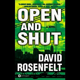 Open and Shut                   By:                                                                                                                                 David Rosenfelt                               Narrated by:                                                                                                                                 Grover Gardner                      Length: 6 hrs and 50 mins     3,004 ratings     Overall 4.3