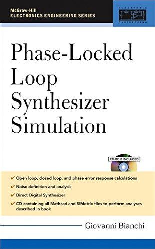 Phase-Locked Loop Synthesizer Simulation (McGraw-Hill Electronic Engineering) (English Edition)