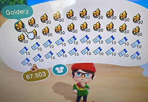 Bells Nook Miles Tickets Fish Bait Animal Crossing New Horizons Fast DELIVERY (200 Nook Miles Tickets + 6 M Bells)