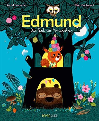 Edmund - Ein Fest im Mondschein (Libro de cartón)