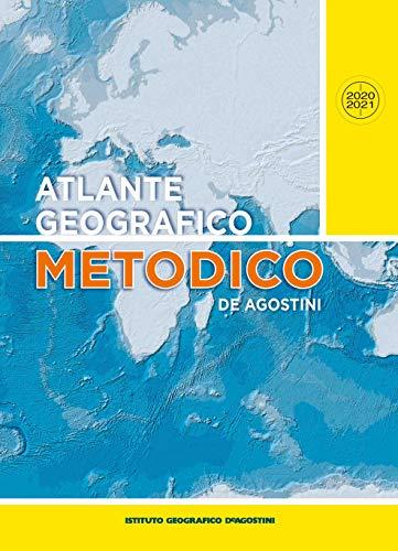 Atlante geografico metodico 2020-2021