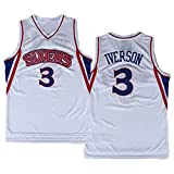 170CM//50~65Kg TGSCX NBA Phoenix Suns Jersey # 34 Barkley Mangas de Camisa Baloncesto Jersey Transpirable Baloncesto de la Manera del Chaleco de los Hombres,A,S