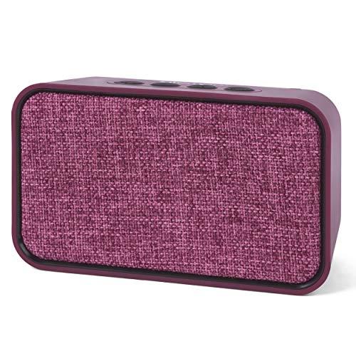 Intempo® EE3851BRYTES Encore Bluetooth Stof Luidspreker   10 uur speeltijd   Hands Free Function
