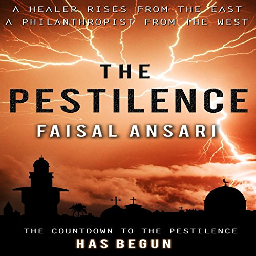The Pestilence audiobook cover art