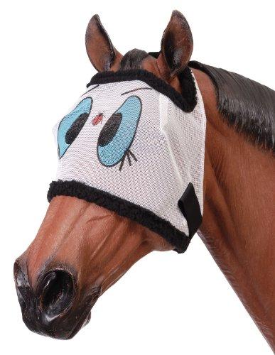 Tough 1 Ladybug Mesh Fly Mask, Horse