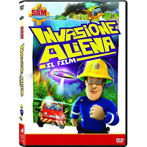 Sam Il Pompiere: Invasione Aliena