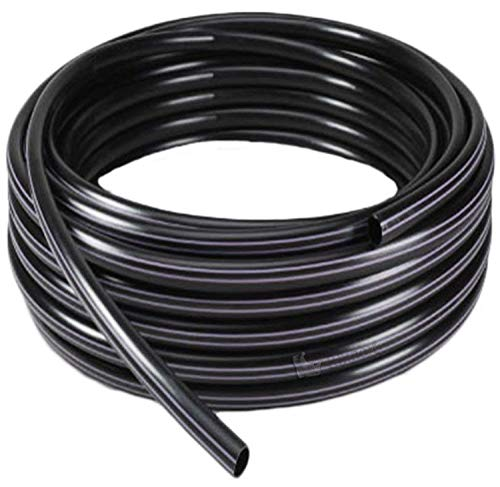 50 Feet Aquarium Airline Tubing --- Soft Air Pump Hose for Fish Tank Accessories - Supports Marine & Freshwater Tanks - For Air & Water Pumps, Filters, Indoor Garden, Hydroponics, DIY CO2 Diffusers