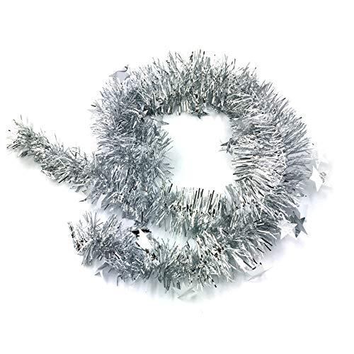 Cosanter Cinta de Navidad de Navidad Cintas para Decorativas árbol Navidad Boda Partido Cinta Guirnalda Adornos de...