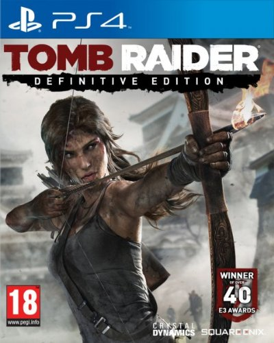 Tomb Raider: Definitive Ed. PS4