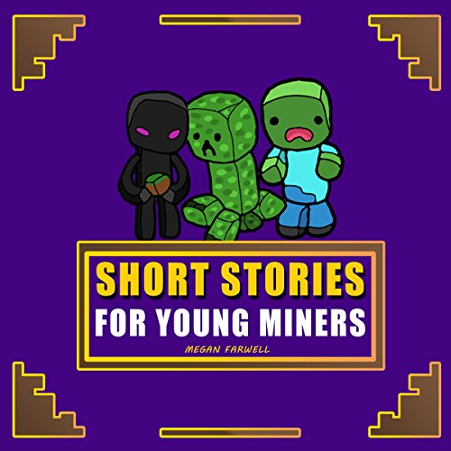 Couverture de Short Stories for Young Miners