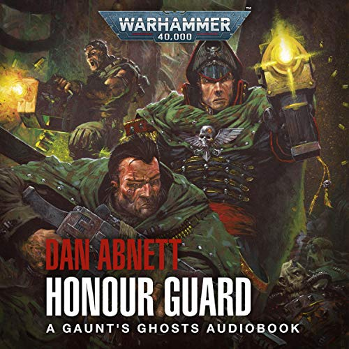 Page de couverture de Honour Guard