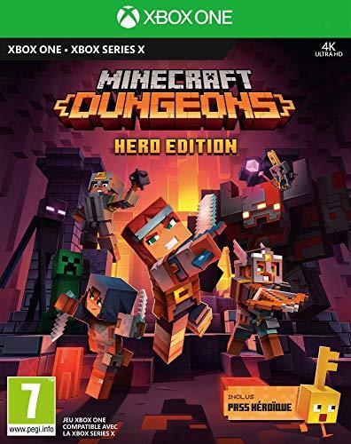 Minecraft Dungeons 'Hero Edition' Xbox One-Spiel