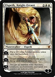 Magic: the Gathering - Elspeth, Knight-Errant - Duel Decks: Elspeth vs Tezzeret - Foil