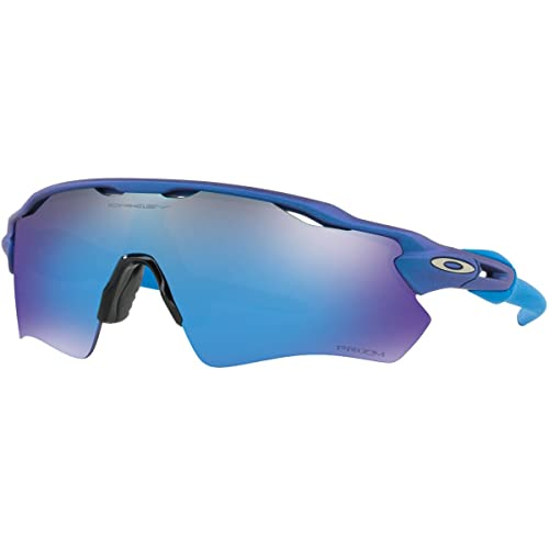 11a5b3a25ab53 Oakley Men s Radar Ev Non-Polarized Iridium Shield