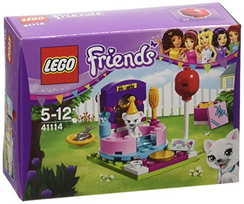 LEGO-Friends Preparativi per La Festa, Colore Non specificato, 41114