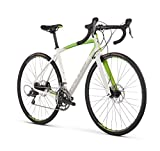 Raleigh Bikes Women's Revere 2 Endurance Road Bike, White, 50cm/X-Small