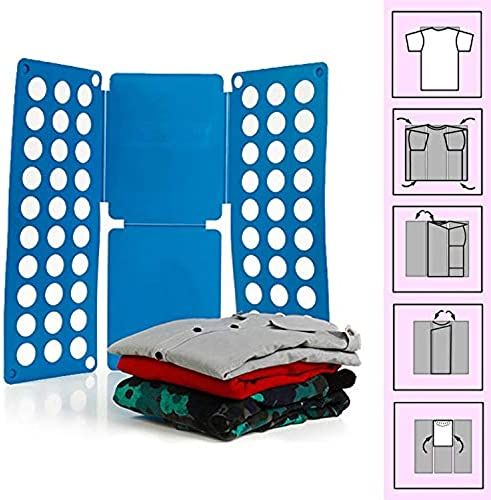 presentando toda la última moda de la calle Magic Easy Speed Folder Clothes Clothes Clothes Pants Towel Folding Flip Fold Board - L  calidad fantástica