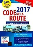 Code de la route 2017 - Editions Toucan - 24/08/2016