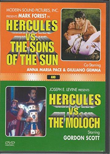 Hercules vs. the Sons of the Sun / Hercules vs. the Moloch (Conquest of Mycene)