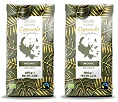 in ganzen Bohnen, Consuelo Bio-Fairtrade