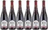 ALBERT BESOMBES Anjou Vin Rouge Sec AOP 75 cl - Lot de 6