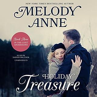 Holiday Treasure audiobook cover art