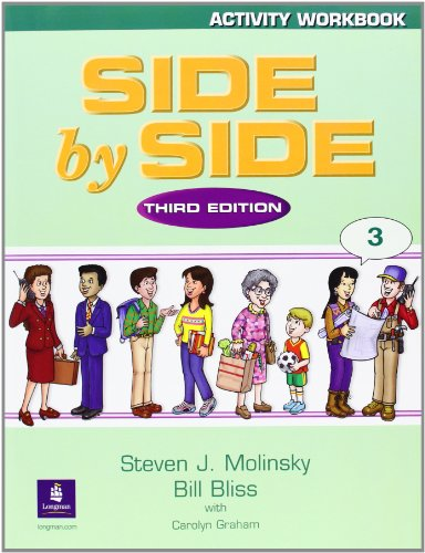 Side By Side, Book 3 (Workbook)