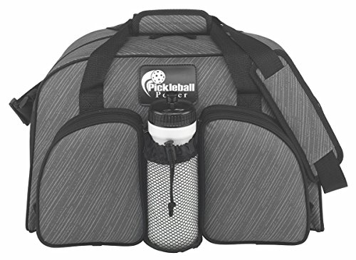 Pickleball Marketplace Action Sport Duffle Bag - New - A top Value Sports Duffel with a Perfect Mix of Size, Durability Carries Paddles and Pickleball Gear - Urban Camo