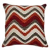 McAlister Textiles Navajo | Gefülltes Kissen für Sofa,