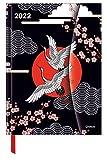 Agenda settimanale 2022 Magneto Diary Japanese Papers, 12 mesi, 16 x 22 cm