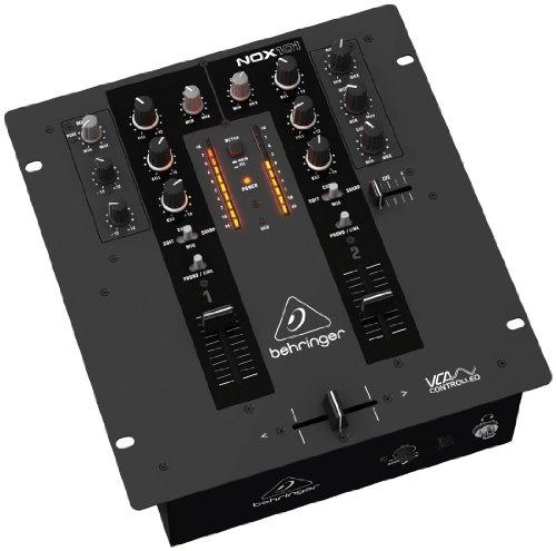 Behringer NOX101 - Mezclador para dj nox-101 unidad: Amazon.es ...