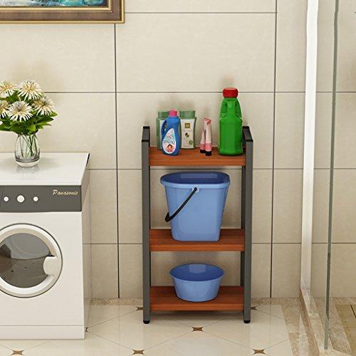 QYCFDGH multifunctionele kunststof plank opslag plank percentage voor woonkamer keuken badkamer slaapkamer 40 * 25 * 70cm