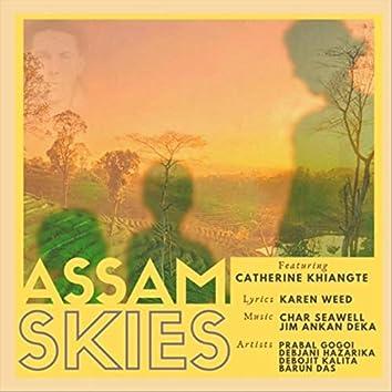 Assam Skies
