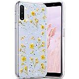 Robinsoni Cover Compatibile con Samsung Galaxy Note 10 Custodia Trasparente Cover Flessibi...